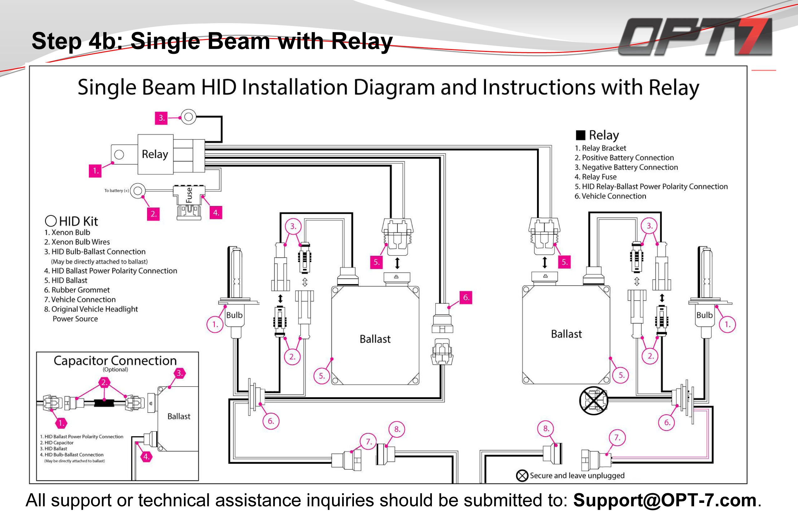 hid light relay wiring diagram opt7 hid wiring schematic wiring diagram e7  opt7 hid wiring schematic wiring